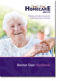 Homecare D&D Ltd Service User Handbook